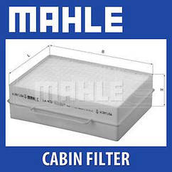 Фильтр салона SCANIA (TRUCK) ( 1987432153, K959, CU1722, 93221E, 50013768 ) MAHLE-KNECHT LA432