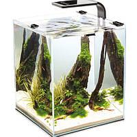 Аквариум Aquael Smart Shrimp Set 30 литров черный