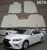 Килимки ЄВА в салон Lexus ES 300H Hybrid '12-18