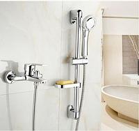 Смеситель для ванной комнаты со штангой 2-055, фото 1