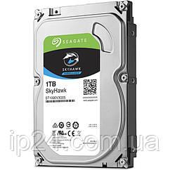 Жесткий диск HDD ST1000VX005 1/Tb для видеонаблюдения