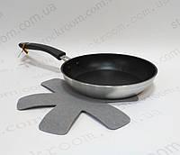 Сковорода Krauff 25-45-079Ø28см с антипригарным покрытием Profi