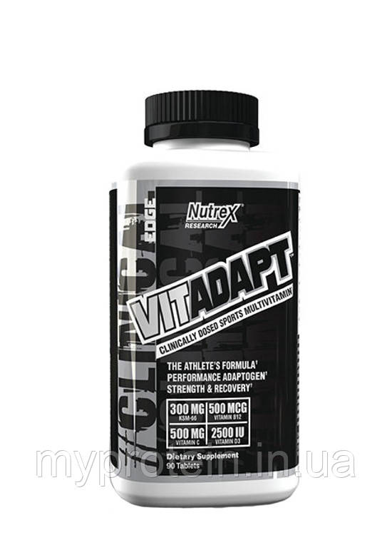 Nutrex Витамины и минералы Vitadapt 90 tabs