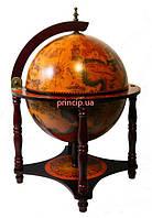 Глобус-бар напольный 33006R