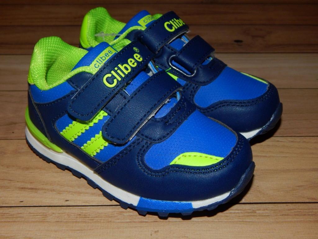 Детские кроссовки для мальчика Clibee мини 26