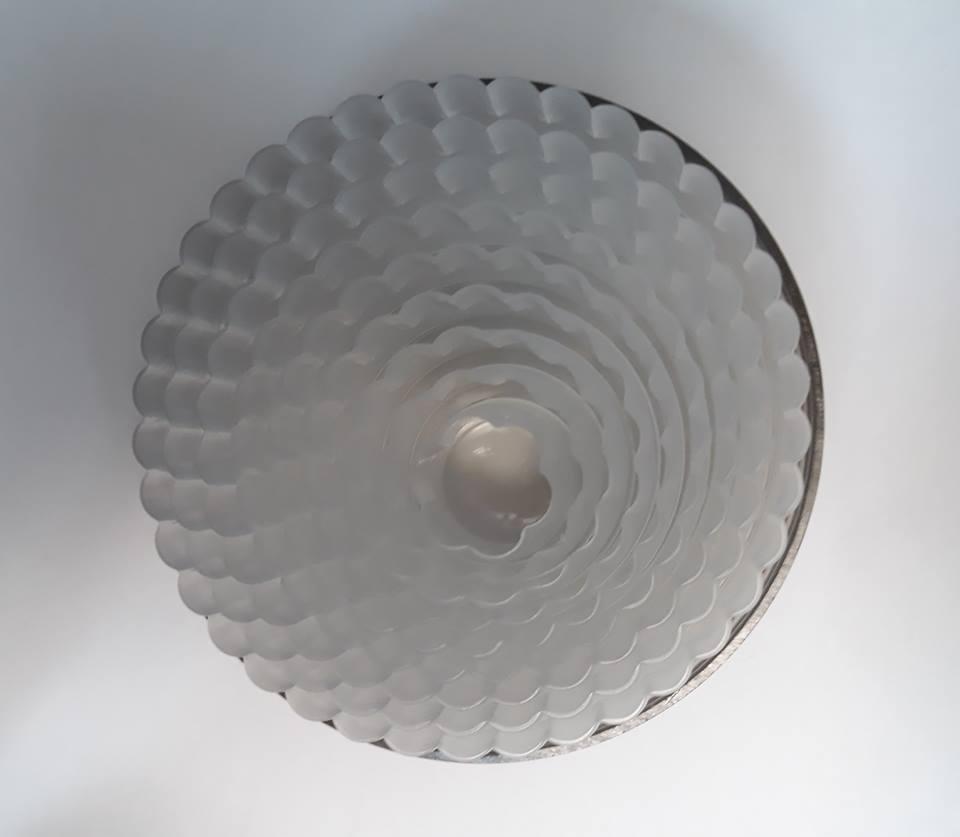 """Набор вырубки """"волна"""" пластмассовые в тубусе 9шт ,Галетте -04638"""