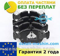"""Колодки тормозные дисковые передние на OPEL ASTRA F, OMEGA A, VECTRA A  """"RIDER"""""""