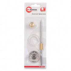 Комплект форсунок 2.0мм до PT-0204, PT-0205, PT-0210, PT-0211 INTERTOOL PT-2006