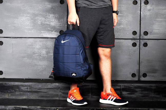 Рюкзак Nike AIR синий, фото 2