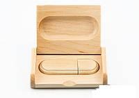 Деревянная флешка в коробке 16 гб