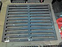 Колосник - решётка чугунная ( 590*485 мм )