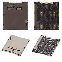 Коннектор sim Asus FonePad 7 (FE170CG)