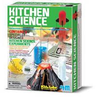 Набор Опыты на кухне серии Детская лаборатория