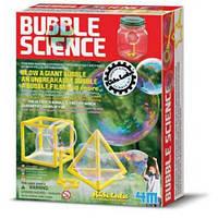 Набор Опыты с мыльными пузырями серии Детская лаборатория