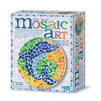 Набор для творчества - Мозаичное искусство Дельфин