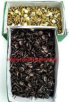 Декоративный обивочный гвоздь(1000 шт)