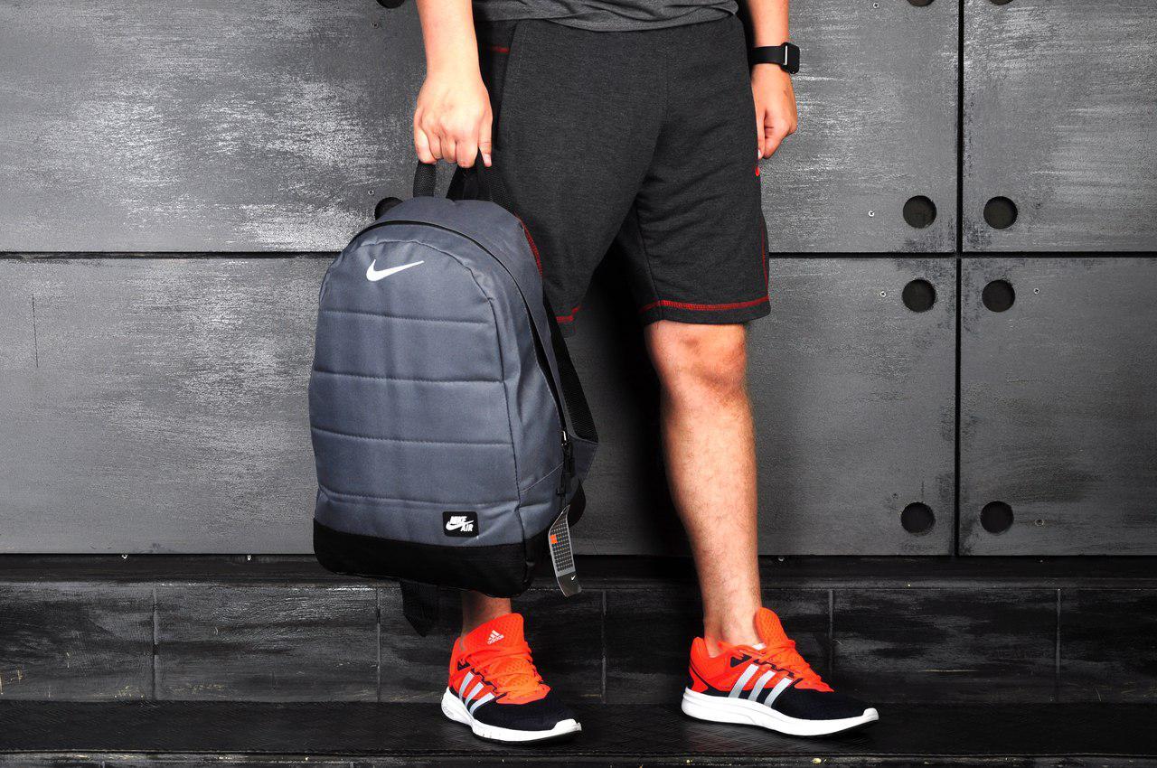 Рюкзак Nike AIR серый