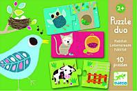 Игра настольная детская картонная Кто, где живет?