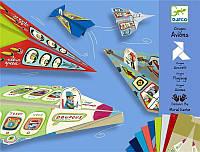 Набор оригами  Художественный комплект Самолеты