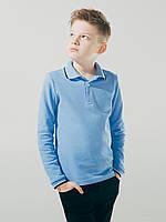 Поло для мальчика ТМ Смил