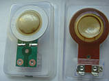 Мембрана (катушка)  P.Audio PHT-408 R.K. (DP-101) FOSTER N30, 02H30, 025H27, H025N30, FT300H, CARVIN, фото 3