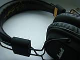 Оголовье (корпус) черный всборе для наушников Marshall Major, фото 3