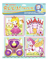 Декорации для детской комнаты Принцессы. Mota