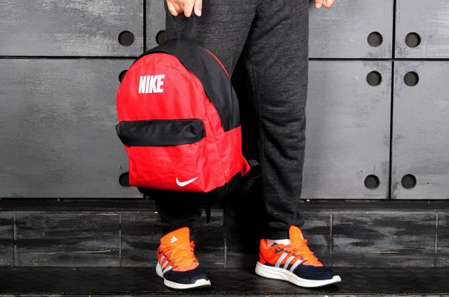 Рюкзак Nike молодежный, городской, фото 2