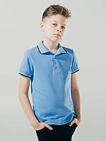 Поло-футболка для мальчика ТМ Смил