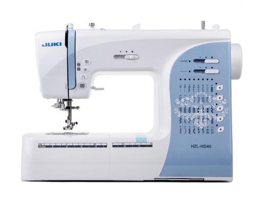 Швейная машинка Juki HZL-HD 40 + аксессуары