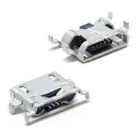 Коннектор зарядки Sony C2104 S36,C2105 S36h,ST23i,ST26i Xperia J, ZTE Blade L3