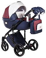 Детская универсальная коляска 2 в 1 Adamex Luciano Q-258