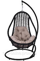 Кресло кокон Комфорт садовые качели, фото 1