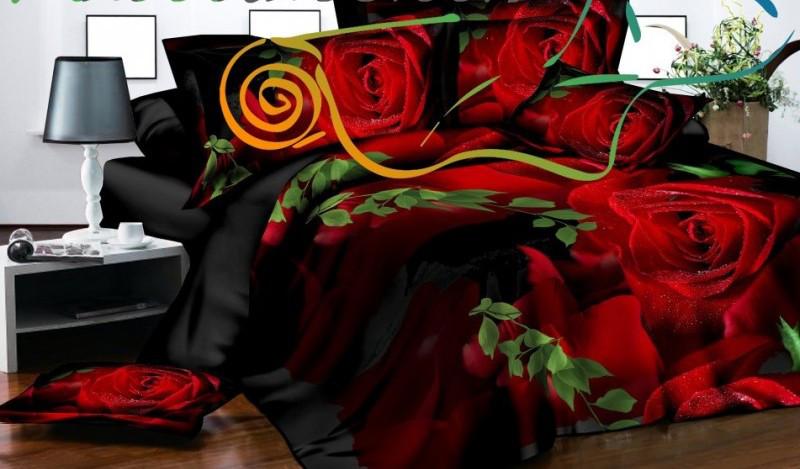 """Комплект постельного белья из ранфорса ТМ """"Ловец снов"""", Аргентина"""