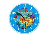 Пазл – часы Золотая рыбка 61 эл.