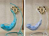 Крісло кокон Делі садові гойдалки, фото 6