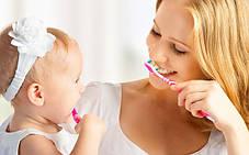 Детские средства гигиены полости рта