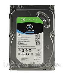 "Жесткий диск 3.5"" SATA 2Tb Seagate SkyHawk Surveillance ST2000VX008"