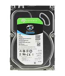 "Жесткий диск 3.5"" SATA 3Tb Seagate SkyHawk Surveillance ST3000VX010"