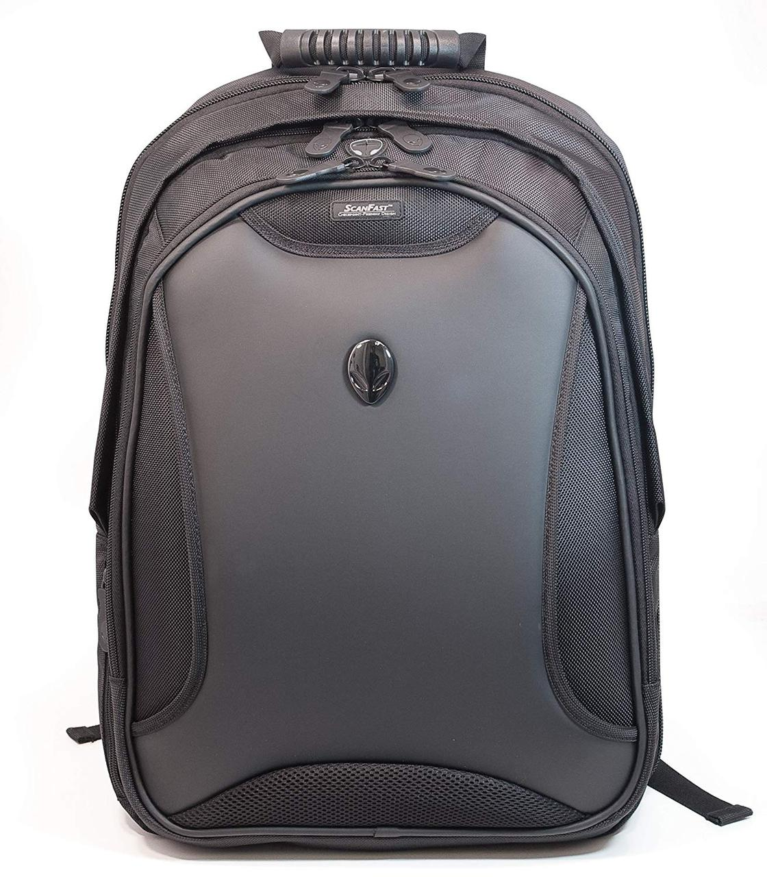 """Рюкзак Mobile Edge Alienware Orion M17x ScanFast Checkpoint Friendly Backpack 17"""""""