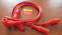 Провода высоковольтные (силиконовая оплетка) Chery Amulet A15/A11/ Чери Амулет.