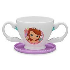 П, Чашка принцесса София Дисней Disney Sofia Оригинал (США)