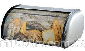 Хлебница металлическая FUTURO 6973