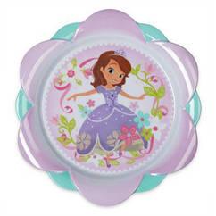 П, Тарелка принцесса София Дисней Disney Sofia Оригинал (США)