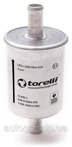 1 фильтр тонкой очистки Torelli 11х11 (шт.), фото 2