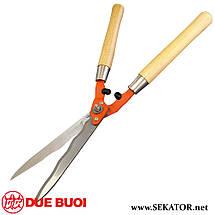 Ножиці для кущів Due Buoi 611/25N (Італія), фото 3