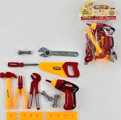 Детские игрушки инструменты для мальчиков.Детские инструменты как настоящие.