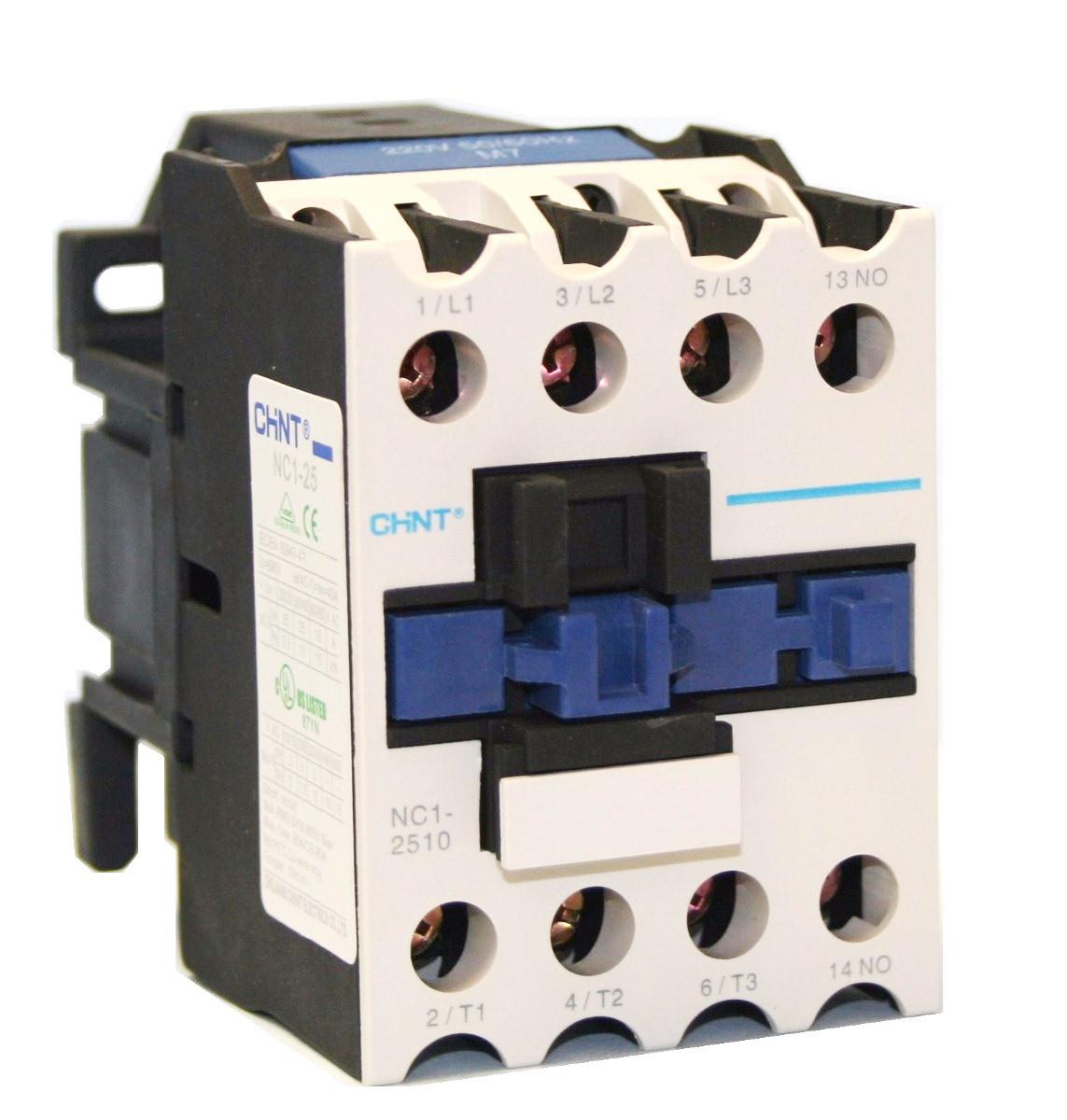Контактор NC1-2510 25А 1NO 220V
