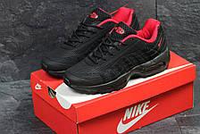 Кроссовки мужские Nike air max 95,черные, фото 3