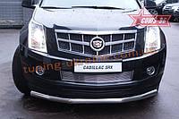 Декоративные элементы на воздухозаборник d 10 заглушки Союз 96 на Cadillac SRX 2011-2014